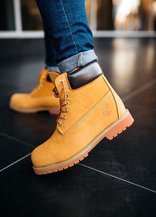 """Timberland """"ginger"""" шикарные мужские осенние ботинки без меха ..."""