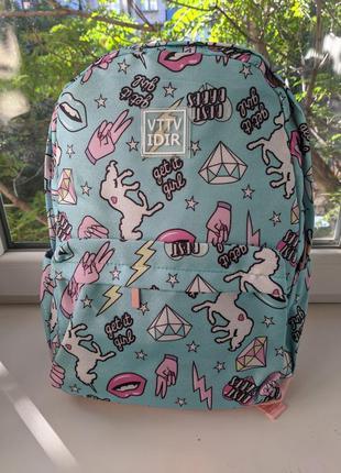 Стильный новый женский рюкзак