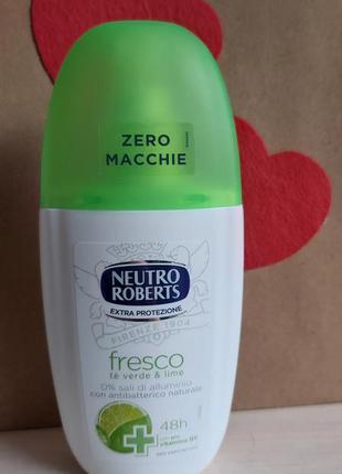 Neutro roberts дезодорант антиперспирант