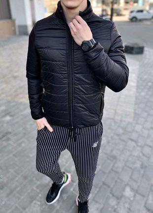 Мужская стеганная куртка Asos