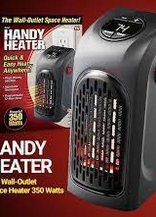 Портативный обогреватель Rovus Handy Heater Black (переносной)