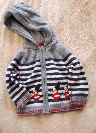 Кофта вязанная, свитер