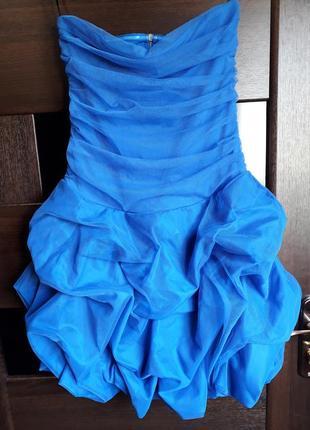 Нарядное платье на выпускной или последний звонок, выпускное п...
