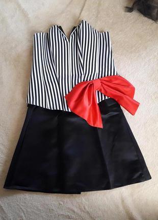 Платье на выпускной, выпускное платье, костюм , юбка, карсет