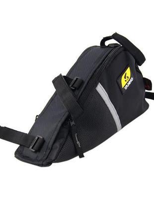 Велосумка (сумка) подрамная YANHO большая