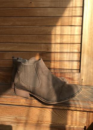 Ботинки челси dorothy perkins