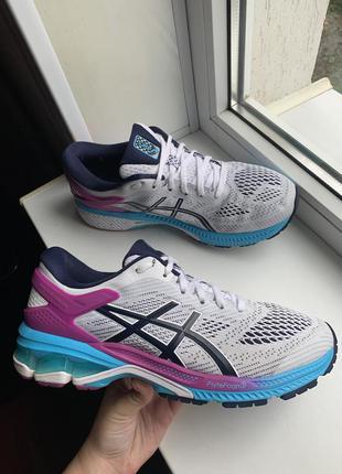 Професійні кросівки для бігу asics gel kayano 26 кроссовки для...