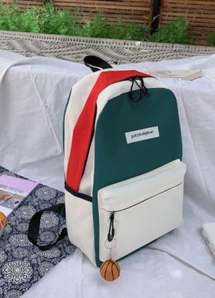 Легкий міський рюкзак універсальний 32×12×40 см