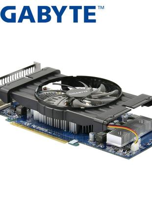 Видеокарта Gigabyte GeForce GTX 550 Ti (1 gb)