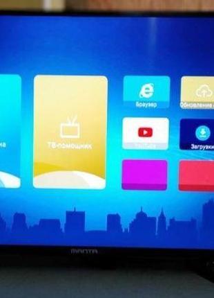 Телевизор MANTA 43LUS68L Android/ 4K / Smart TV / T2