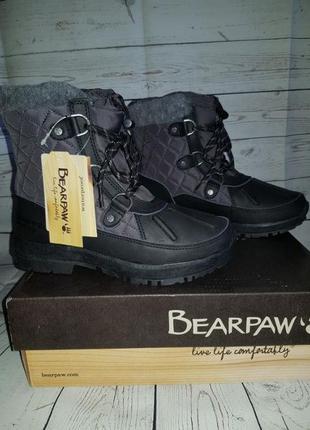 Зимние ботинки Bearpaw. Оригинал, США