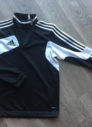 Футбольная кофта Тренировочный Джемпер Adidas Classic Climacool