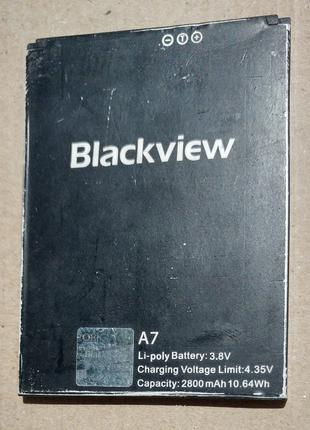 Аккумулятор Blackview A7 A7 Pro, original