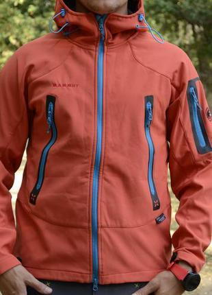 Куртка mammut eiger extreme softshell jacket