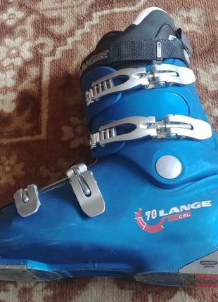 Продам лыжные ботинки Lange 70