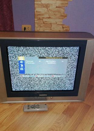 Продам телевизор Samsung 21дюйм