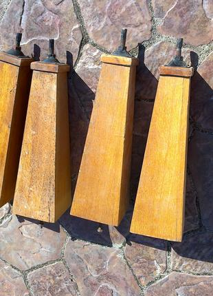 Ножки от бильярдного стола дерево