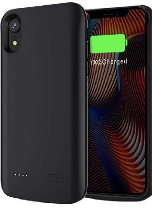 Чехол зарядка чехол Power bank на айфон Iphone Xr