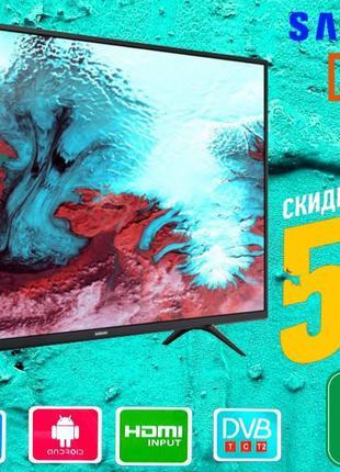 "Скидка -50% 4K телевизор Samsung SmartTV 42дюйма"" UHDTV,LED, IPTV"
