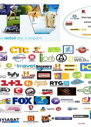 Настройка IPTV телевидения на Smart TV и TV Box, Интернет ТВ
