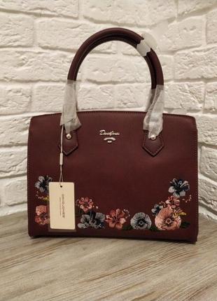 Женская сумка d. jones 5862-4