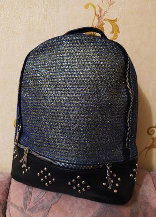 Стильный  модный рюкзак