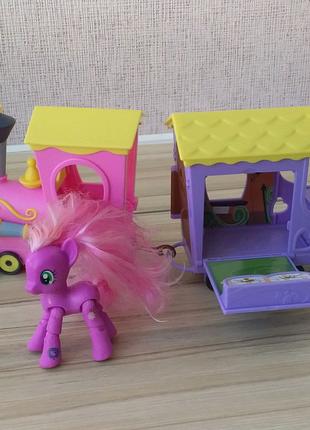 My Little Pony Поїзд Дружба
