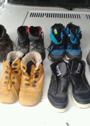 Детская обувь от 19 см по стельке и выше.