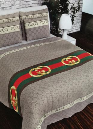 Постельное белье ткани Бязь Gold — Gucci
