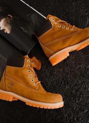 Зимние мужские ботинки 🔺timberland🔺(мех)
