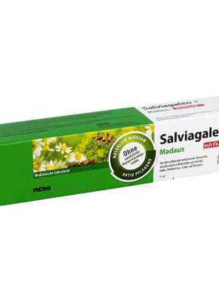 Salviagalen F Madaus  зубна паста