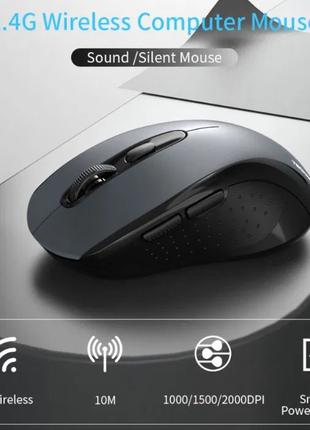 Мышка безпроводная , миша безпровідна Tecknet , Seenda (нова)