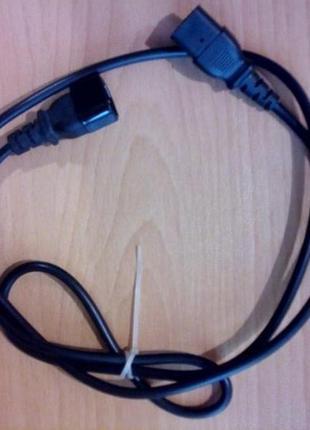 Удлинитель сетевого кабеля.