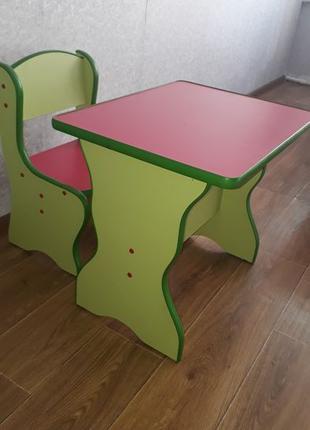 Стол+ стул (комплект)