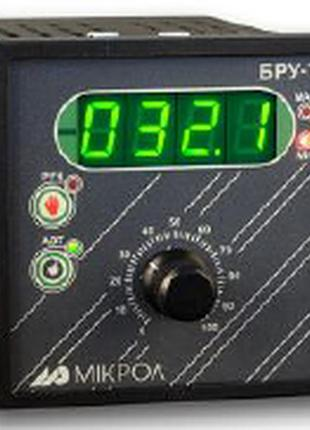 БРУ-7. Блок ручного управління аналоговий