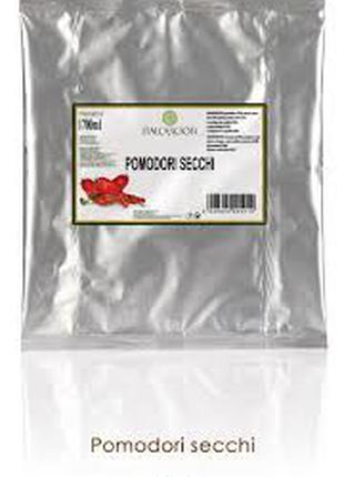 В'ялені помідори в олії Italcarciofi1,7 кг пакет / Вяленые томаты
