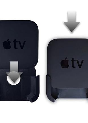 Кронштейн крепёж Apple TV4,4K
