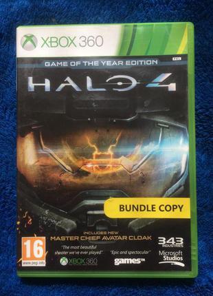 Лицензия HALO 4 Game of the Year Edition русская озвучка