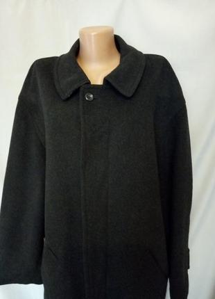 Распродажа!    стильное классическое утепленное пальто от bugatti