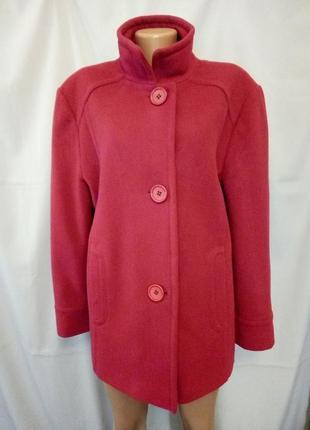 Распродажа!   пальто, куртка, деми,  80% шерсть