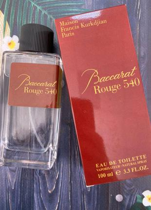 Maison Francis Kurkdjian Baccarat Rouge 540 парфюм унисекс 100мл