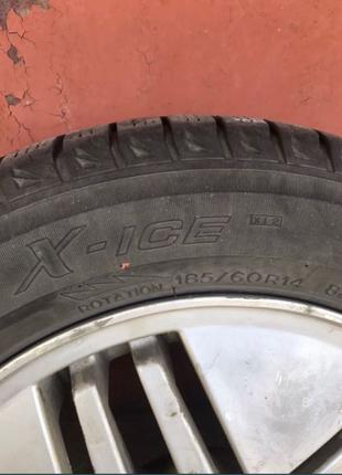 Michelin зима 185/60 r14