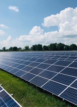 Продажа солнечной станции СЭС 9.95 МВт (Срочно!)