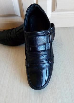 Туфли-мокасины для мальчика tongai 35, 35/36, 36 р. ( 23-23,5 см)