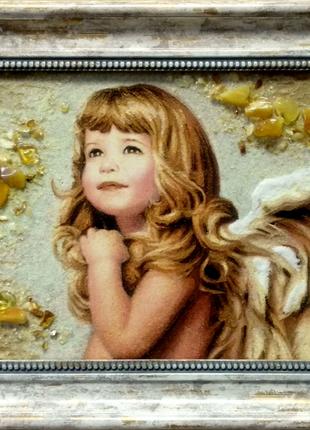 """Картина """"Ангел"""" 20*30см"""