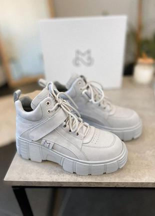 Кроссовки ms spring sneakers grey