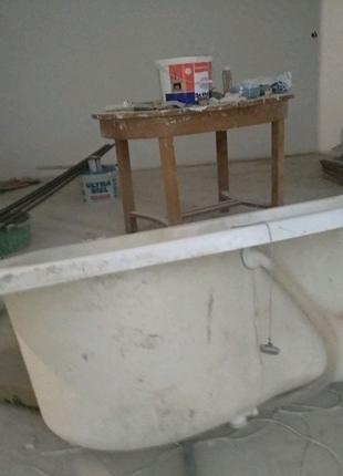 Продам акриловую ванную