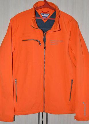 Куртка-Софтшел DAD BASIC® original XL сток WE170