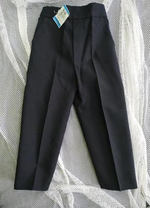 Класические брюки для мальчика 1,5-2,5 года, р.86-92