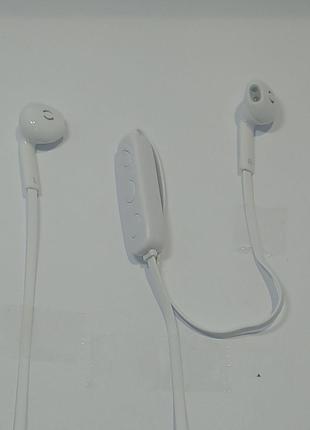 Навушники Блют ERGO BT 530 White